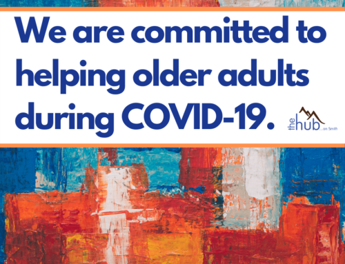 Committed to Helping Older Adults During COVID-19 Crisis