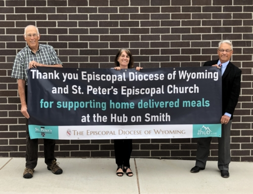 The Hub on Smith benefits from grant from the Episcopal Diocese of Wyoming